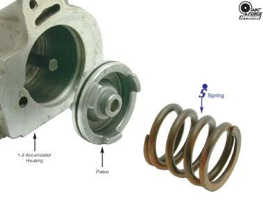 4L60E-SONNAX - 1-2 Accumulator Spring, Enhanced Performance