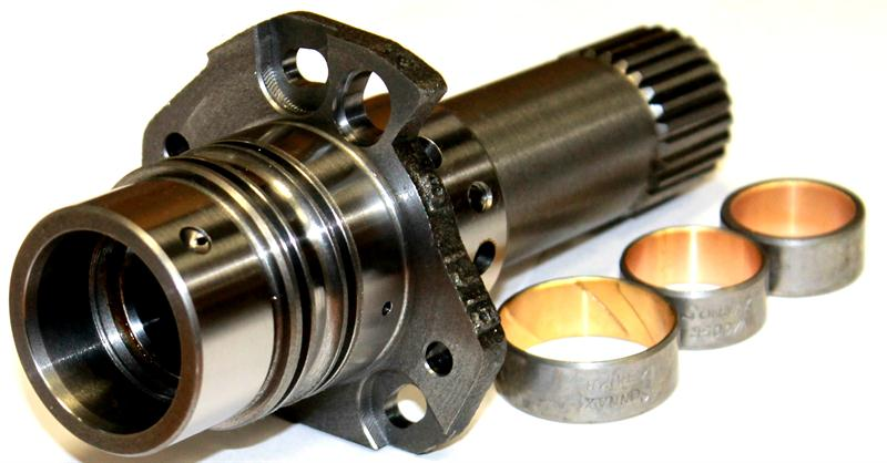 4L60-ВАЛ СТАТОРА НАСОСА - Universal Stator Support Shaft, Mechanically Fastened Sleeve (4L60&E 82-98)