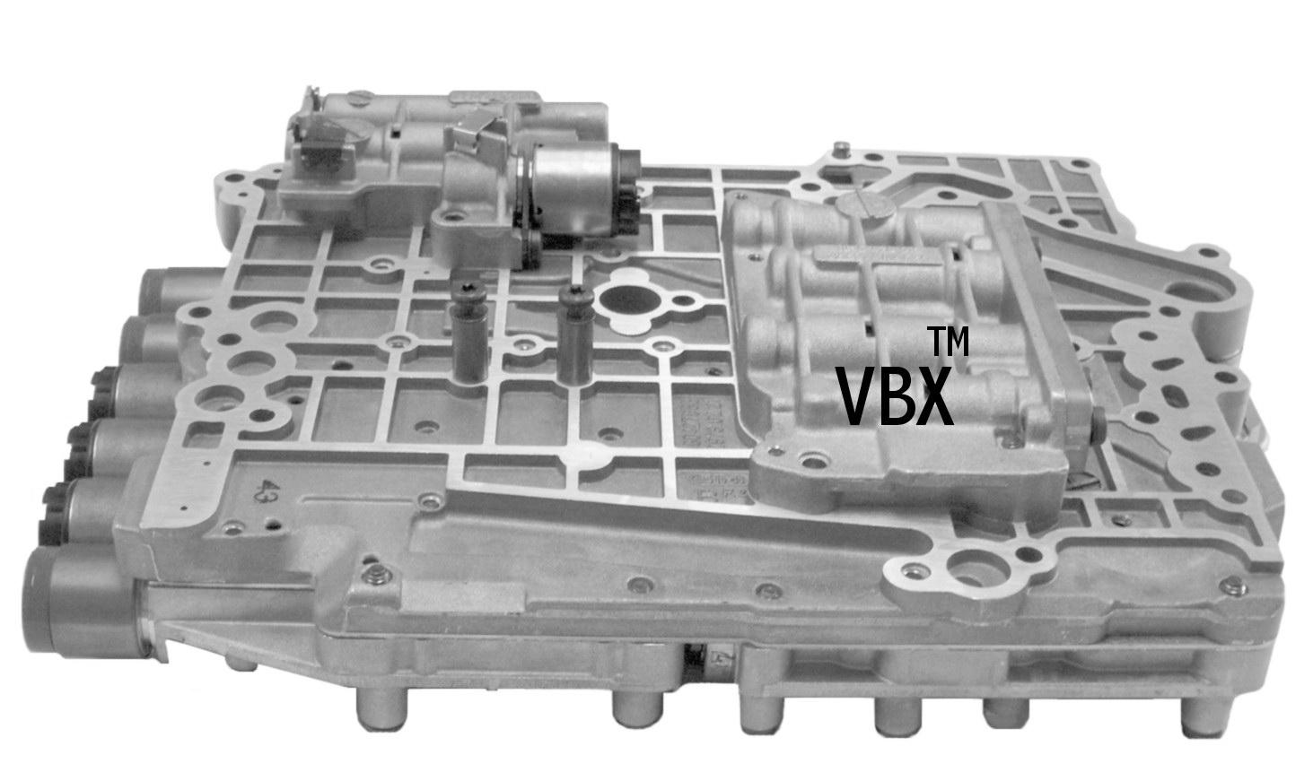 01V-ПЛИТА КЛАПАНОВ - VBX (НА ОБМЕН) VW/Audi With Bolt on Speed Sensor