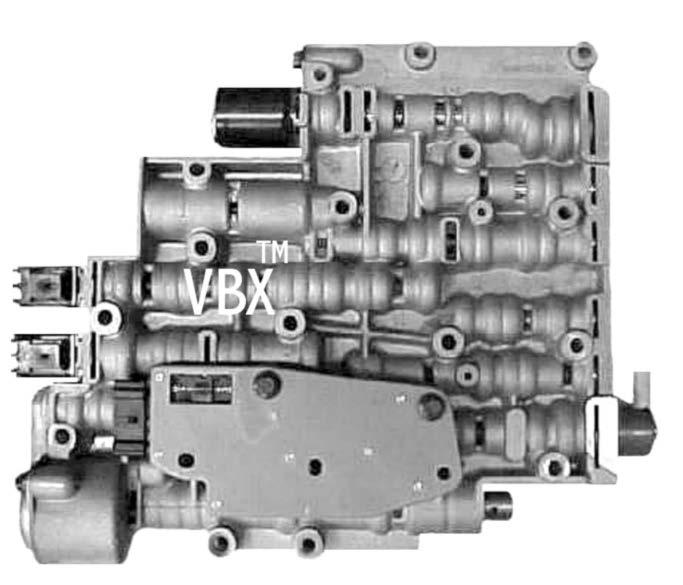 4L60E-ПЛИТА КЛАПАНОВ - VBX 1993-94