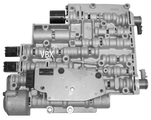 4L60E-ПЛИТА КЛАПАНОВ - VBX 2001-02