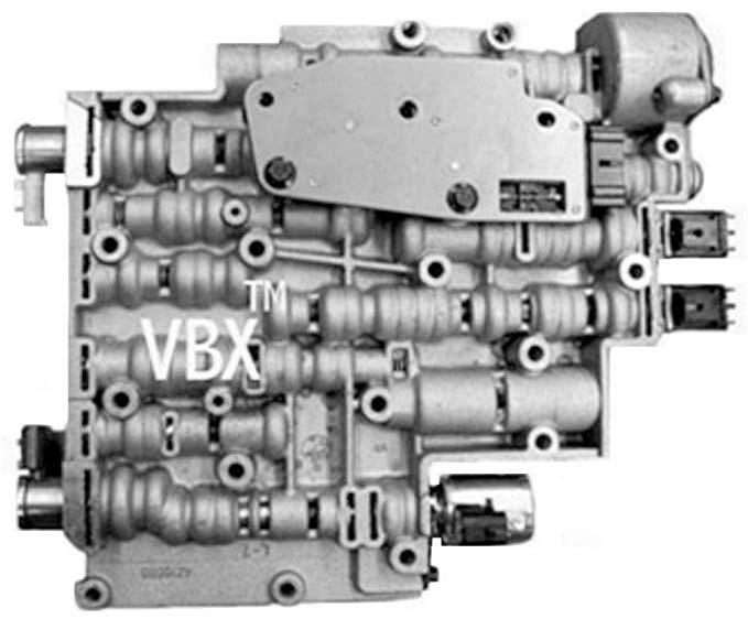4L65E-ПЛИТА КЛАПАНОВ - VBX (НА ОБМЕН) 2003+