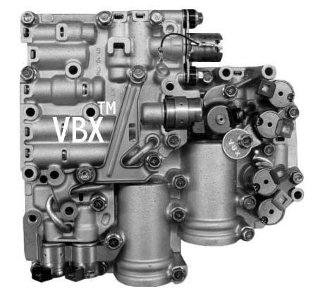 JF506-ПЛИТА КЛАПАНОВ - VBX (НА ОБМЕН)